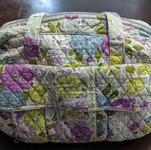 Vera Bradley Diaper Bag with matching changing pad